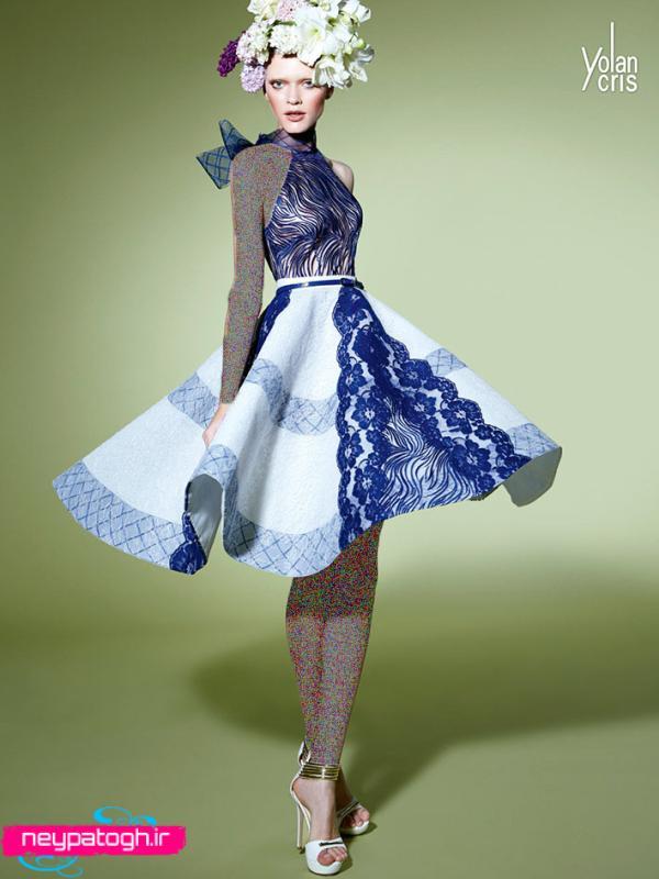 مدلهای جدید لباس yolan cris سری (1)