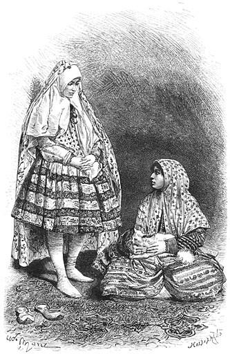 عکس قدیمی از شیراز