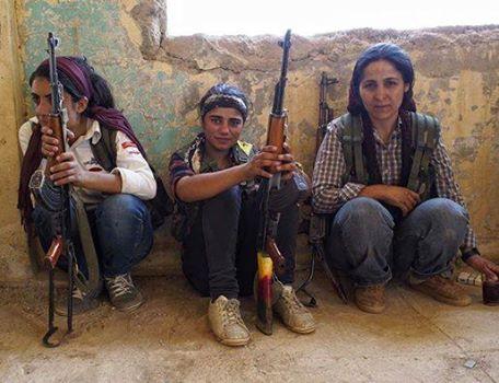 وحشیگری داعش در کوبان