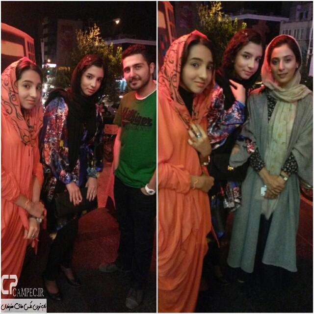 آناهیتا افشار و محمد رضا غفاری