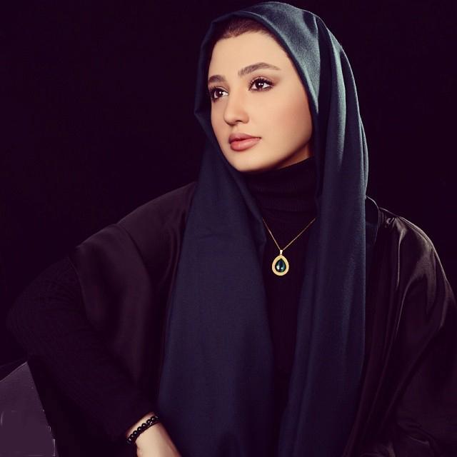 بیوگرافی نازلی رجب پور بازیگر نقش لیلی در ستایش2
