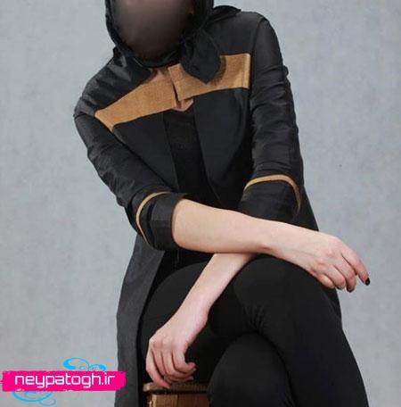 مدل جدید مانتو کوتاه زنانه_سری (2) neypatogh.ir