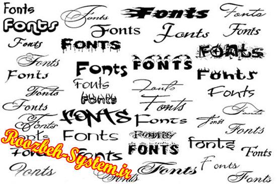آموزش ساخت فونت به صورت آنلاین با وبسایت FontStruct
