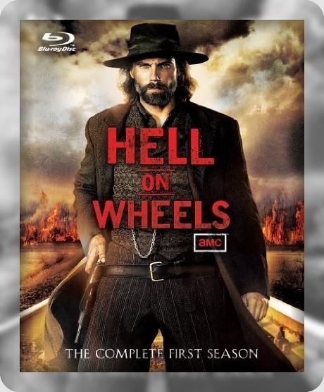سریال Hell on Wheels فصل چهارم