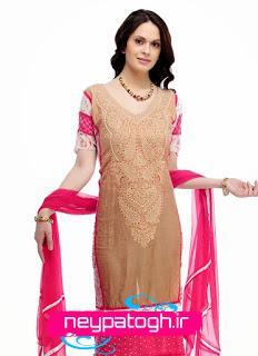 مدل لباس هندی زنانه جديد neypatogh.i