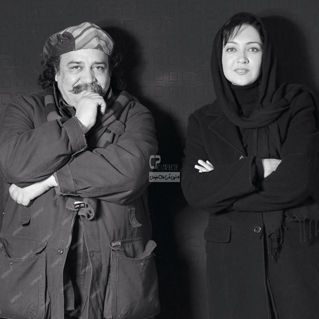 نیکی کریمی و محمد رضا شریفی نیا