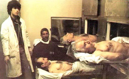اعدام سردمداران حکومت پهلوی