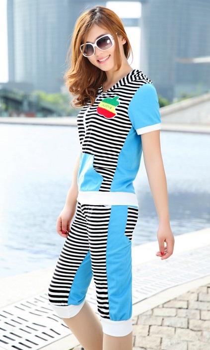 لباس اسپرت ورزشی زنانه جدید