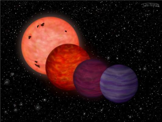 تازه های فضا: سر نخ تولد عالم در سیارهای سرد