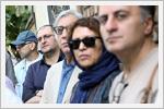 اعتراض بازیگران به پلمپ خانه سینما