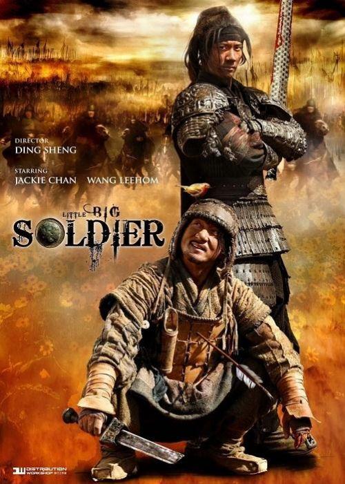 دانلود رایگان فیلم Little Big Soldier 2010 دوبله فارسی