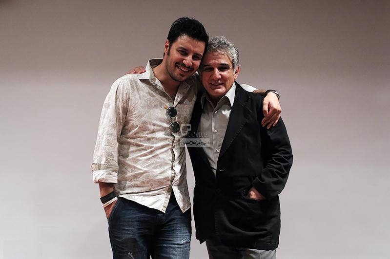 مهدی هاشمی و جواد عزتی