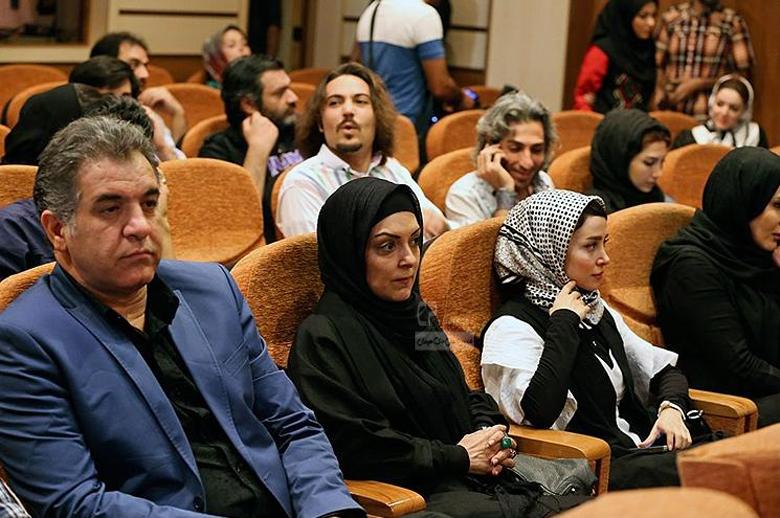 پرستو گلستانی و الناز حبیبی