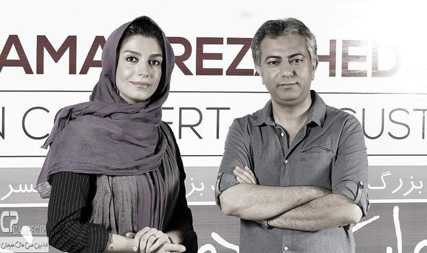 محمد رضا هدایتی و الیکا عبدالرزاقی
