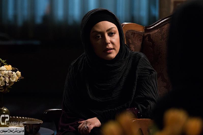 شقایق فراهانی در سریال انقلاب زیبا