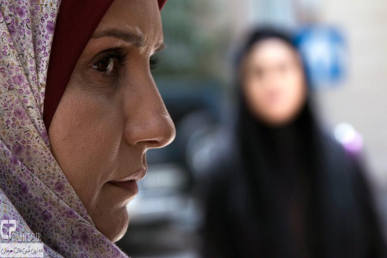 فریبا کوثری در سریال انقلاب زیبا