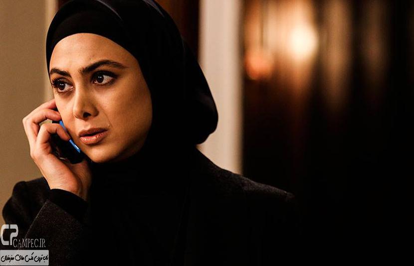 آزاده صمدی در سریال انقلاب زیبا