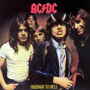 high way to hell= ac dc