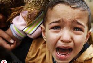 کشتار کودکان  غزه