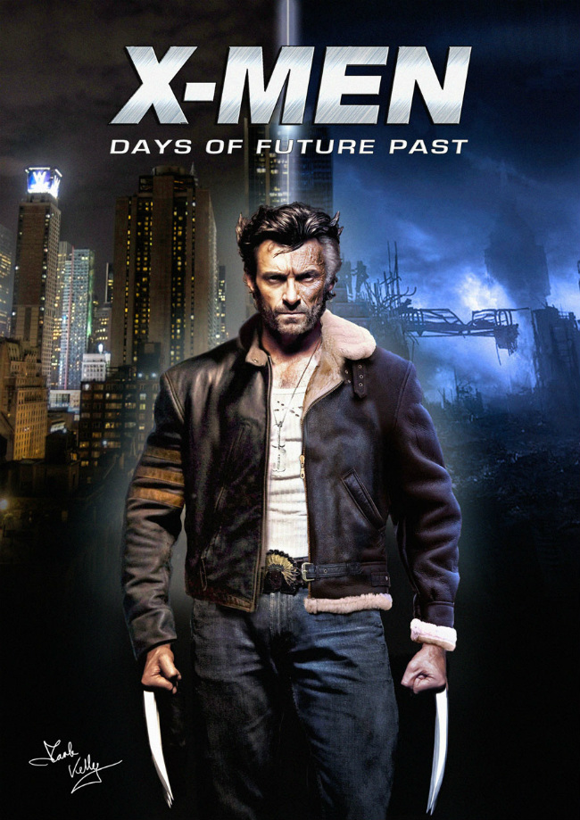 دانلود فیلم X-Men:Days of Future Past 2014