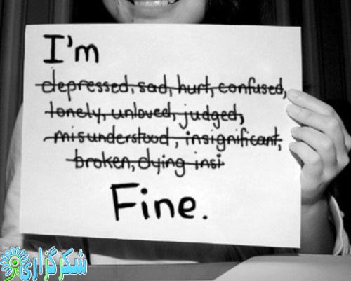 افسردگی-درمان-عکس-تصویر-افسرده-خود-کشی-معالجهضد-افسردگی-علائم