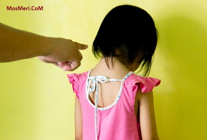 روش های تنبیه کردن کودکان