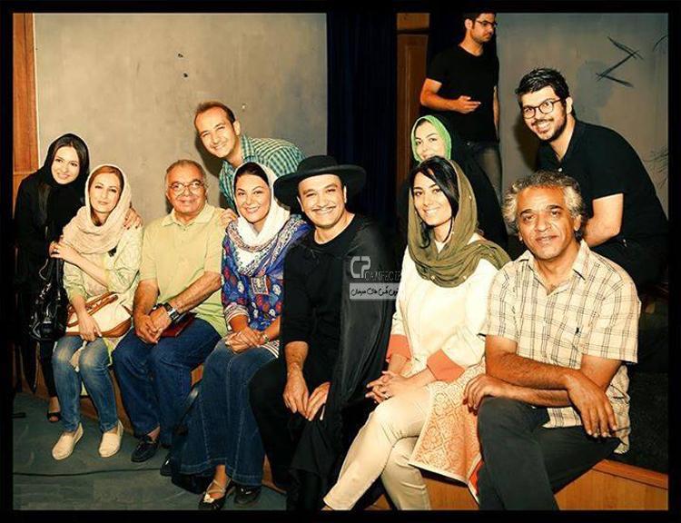 بازیگران و هنرمندان در پشت صحنه نمایش زورو محاکمه میشود