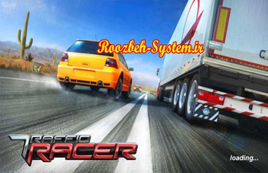 TRAFFIC RACER بازی ماشین مسابقهای بی پایان + دانلود اندروید و ویندوزفون