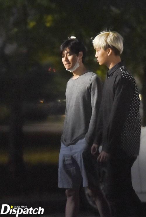 kai and taemin dating rumor