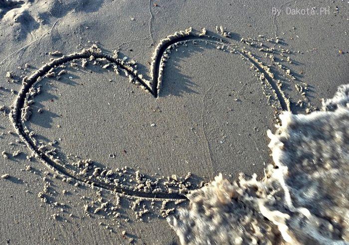 عکسهای عاشقانه از مدلهای زیبای قلب سري سوم
