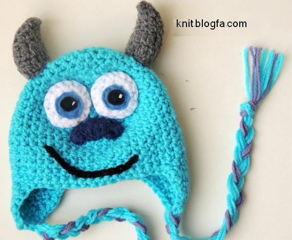 http://s5.picofile.com/file/8134845684/free_shipping_Mike_Sulley_Hat_Crochet_Pattern_to_make_your_own_Monsters_Inc_100_handmade.jpg