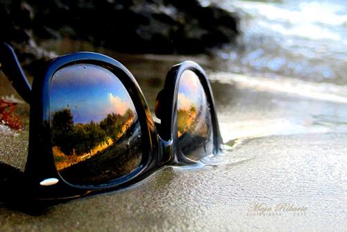 عینک آفتابی ریبن ویفری