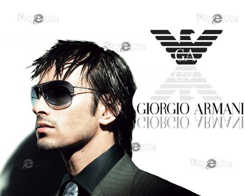 عینک آفتابی مردانه جورجیو آرمانی
