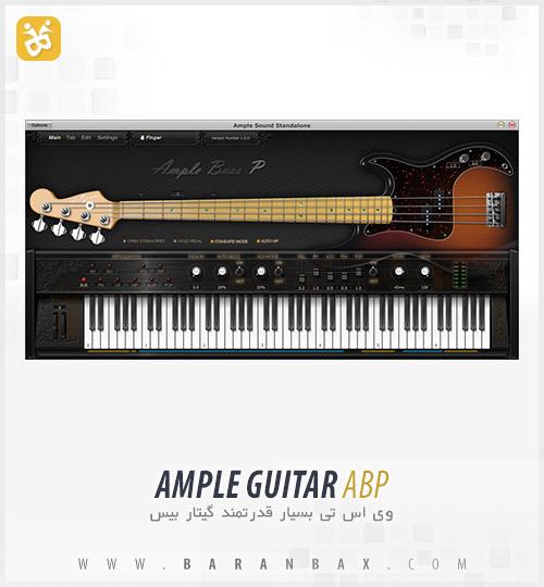 abp ample دانلود VST گیتاربیس Ample Guitar ABP
