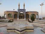 زائر سرای علی ابن موسی الرضا (ع) شهرستان بردسکن