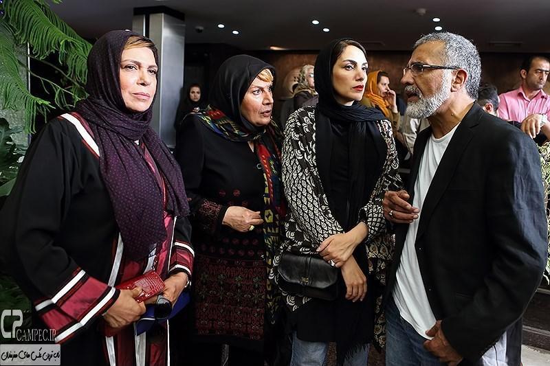 مرجان شیر محمدی،شهین تسلیمی،گوهر خیراندیش و بهروز افخمی