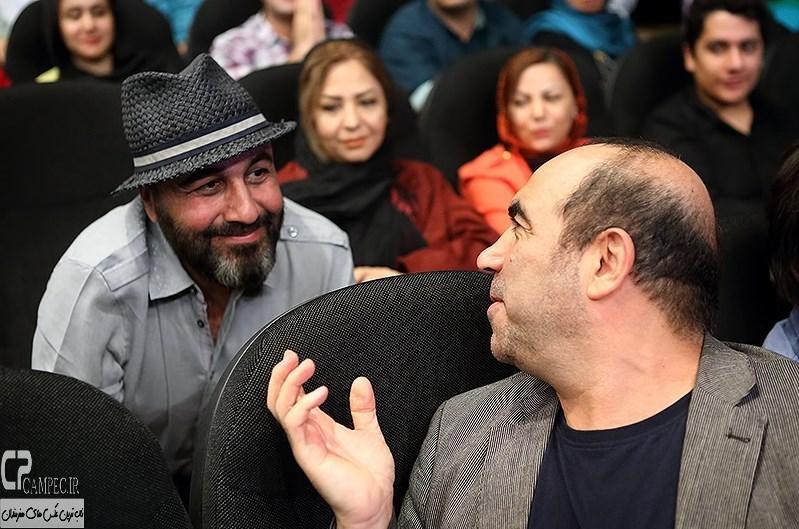 رضا عطاران