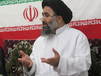 امام جمعه میاندورود سفر حج خود را لغو کرد