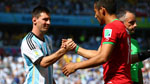 پیروزی ناعادلانه آرژانتین برابر ایران