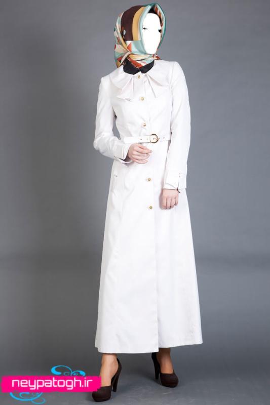 مدلهای جدید مانتو بلند زنانه مجلسی neypatogh.ir
