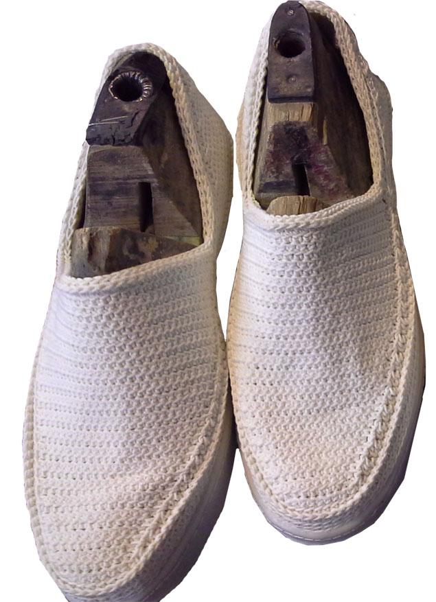 کفش گیوه