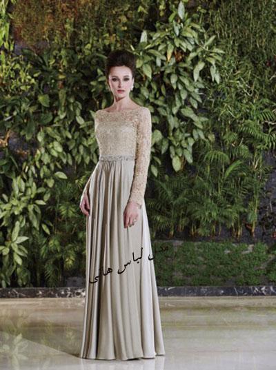 مدل لباس دانتل
