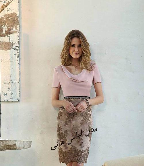 لباس مجلسی کوتاه 2017