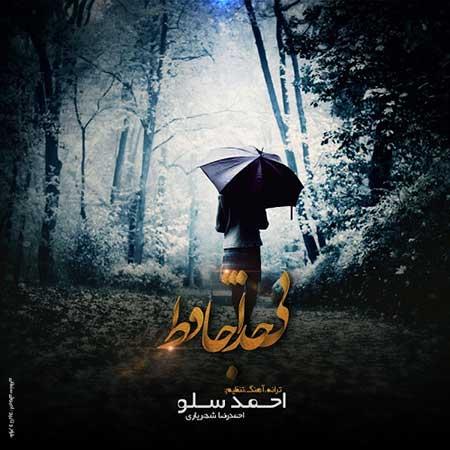 دانلود آهنگ جدید احمد سلو به نام بی خداحافظ