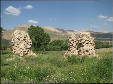 طبیعت روستای چهارطاق