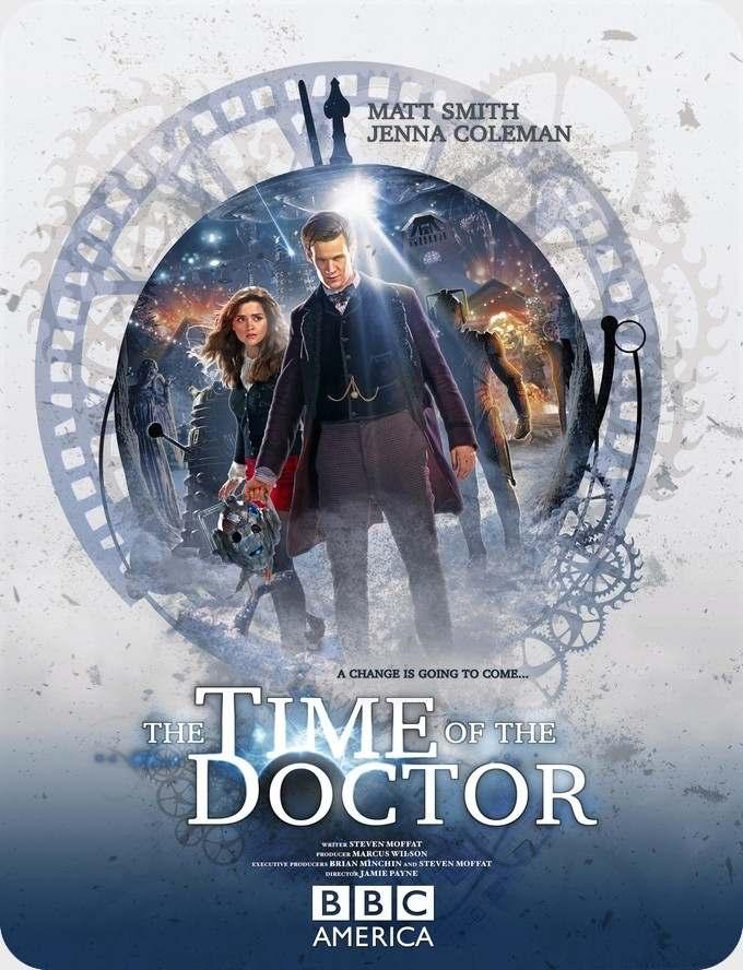 فیلم Doctor Who The Time of the Doctor 2013