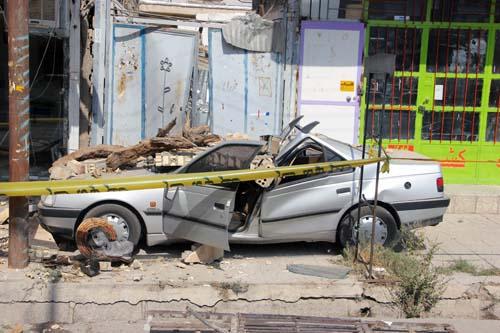احمدی:زلزله ایلام تلفات جانی نداشته/بخش زیادی از منازل مسکونی تخریب شده است +تصویر