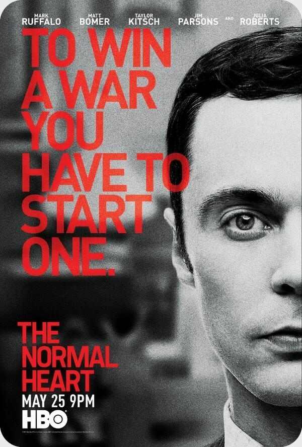 فیلم The Normal Heart 2014