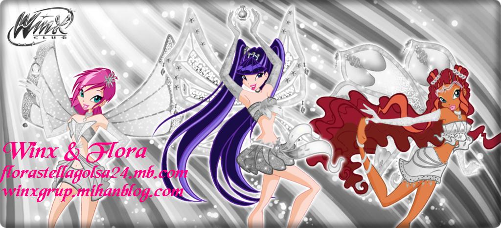 Winx & Flora / وینکس & فلورا/ یکی از بهترین و بروز ترین وبای وینکسی
