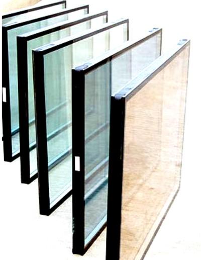 انواع شیشه های دو جدارهخصوصیات شیشه ی دوجداره: